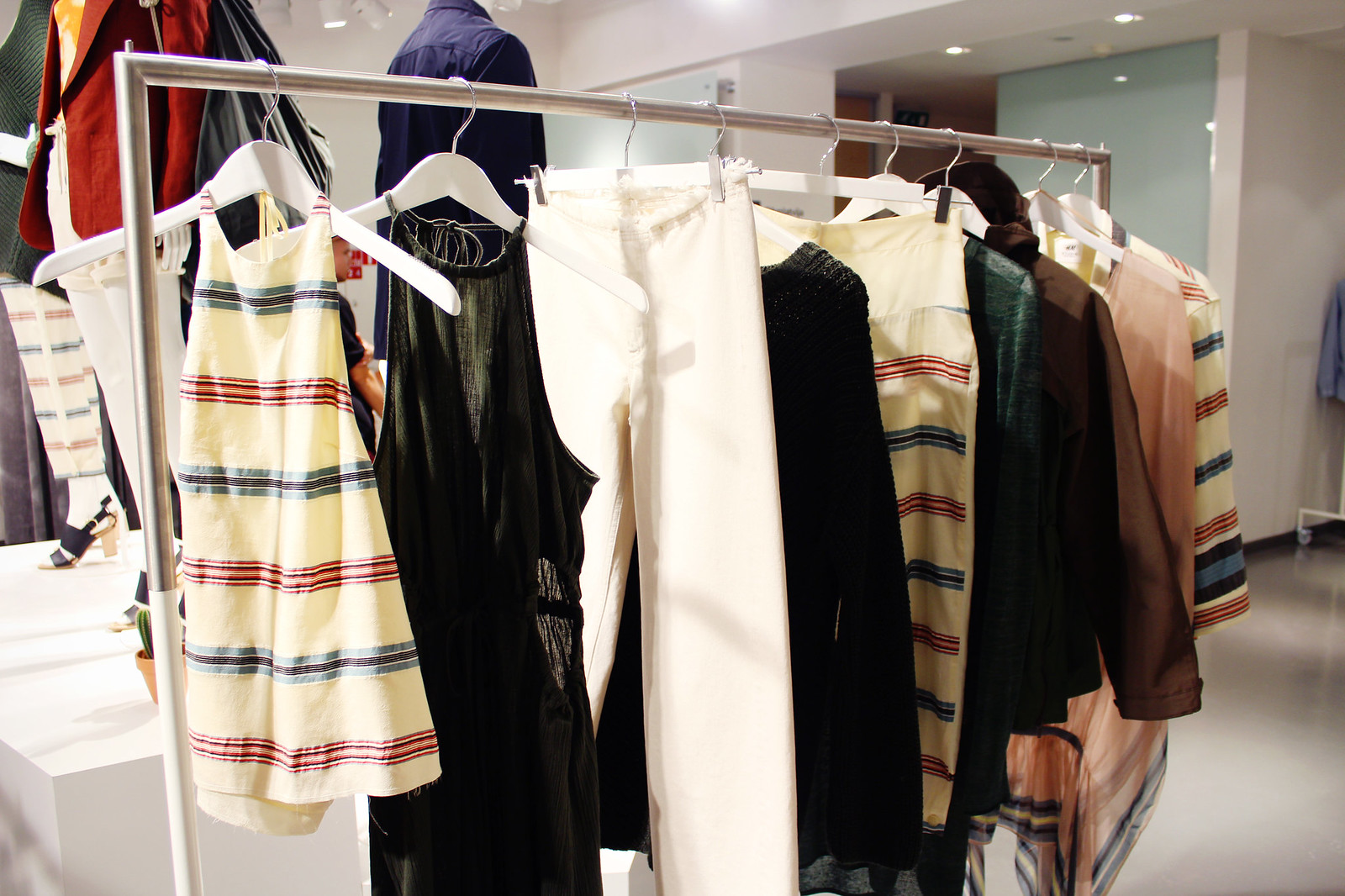 H&M Studio SS 16 collection preview for travelers
