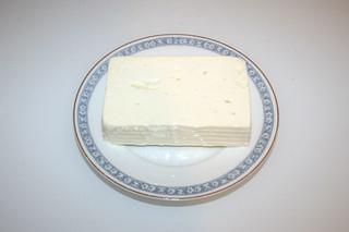05 - Zutat Schafskäse / Ingedient feta
