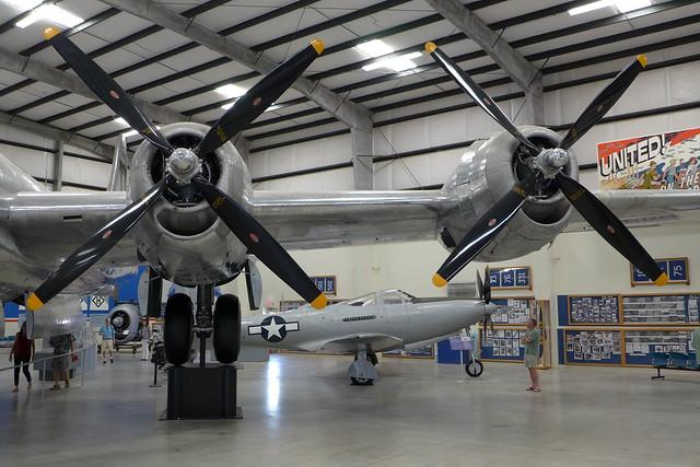 Triebwerke: Boeing B-29 Superfortress