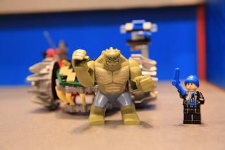 LEGO DC Comics 76055 Batman Killer Croc Sewer Smash 06