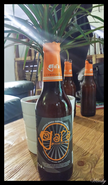 Los sabores soñados de la Isla de la Palma - Cerveza palmera Gara
