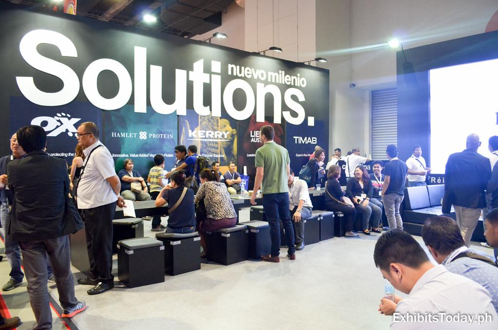 Nuevo Milenio Solutions Exhibit Pavilion