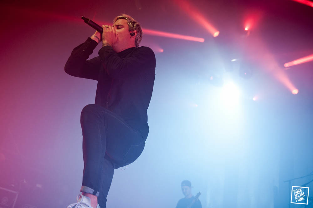 Parkway Drive at AB // Shot by Daria Colaes