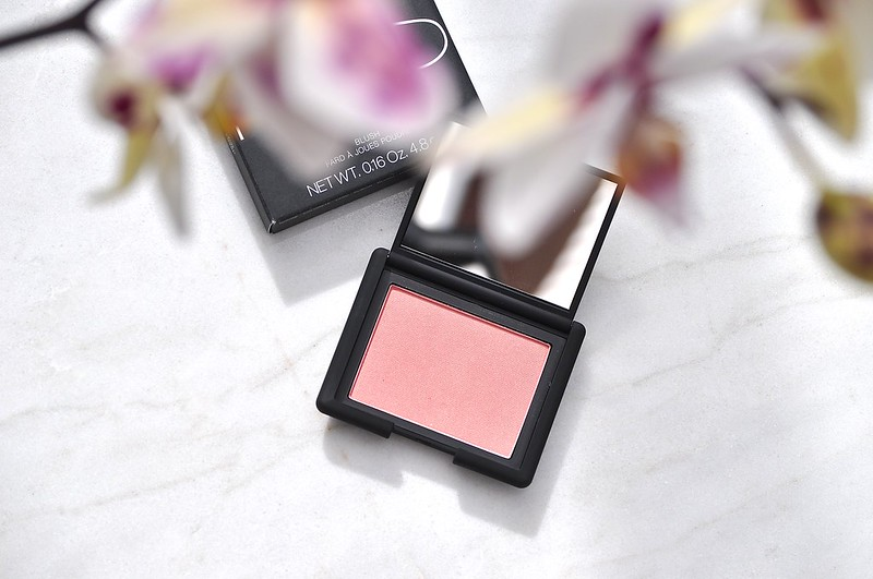 Nars Deep Throat Blush 4