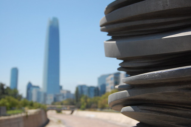 Parque de las Esculturas, Providencia, Santiago, Chile