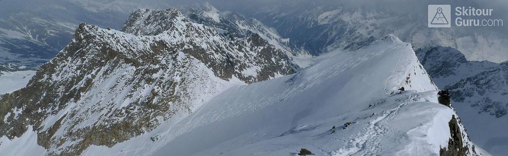 Östliche Seespitze Stubaiské Alpy Rakousko foto 10