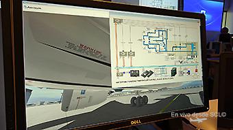 LATAM Airlines B787 Simulador 2 (RD)