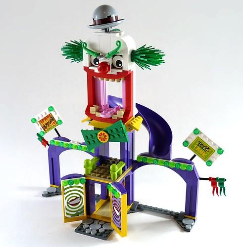 LEGO DC Superheroes 76035 Jokerland 51