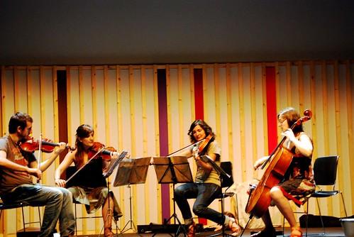 Quartet Argent, volaverunt, CCCB