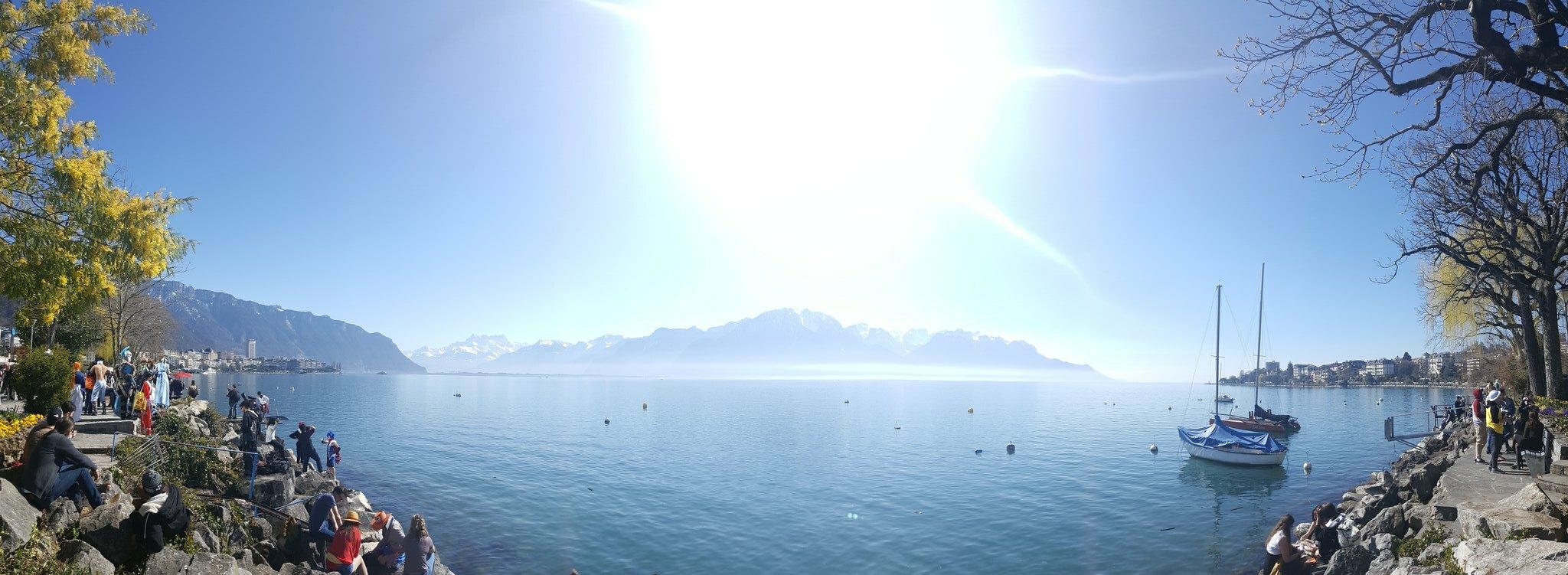 Panorama Montreux