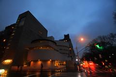 Solomon R. Guggenheim Museum. Frank Lloyd Wright. New York. 1937