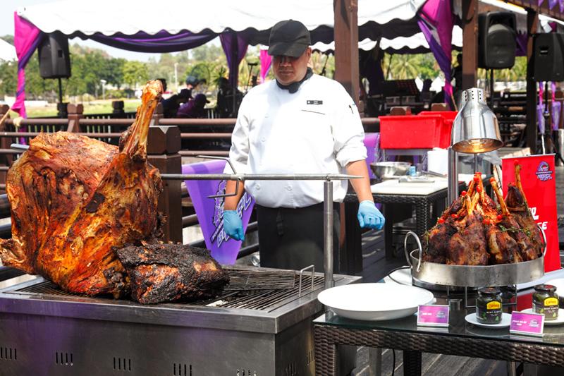 Pullman Putrajaya Epic Brunch BBQ Carvery