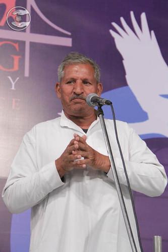 Raj Pal from Noorpur expresses his views
