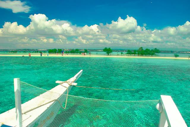 VANISHING ISLAND SAMAL
