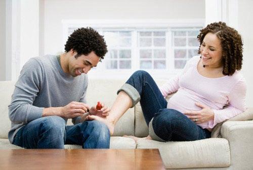 Tôi có nên làm nail khi đang mang thai?