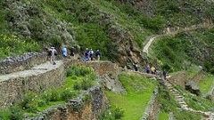 Ollantaytambo Ruins, Sacred Valley Peru