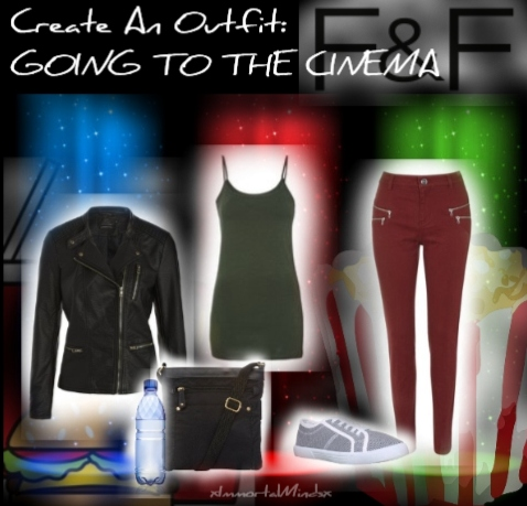 CREATE AN OUTFIT: GOING TO THE CINEMA