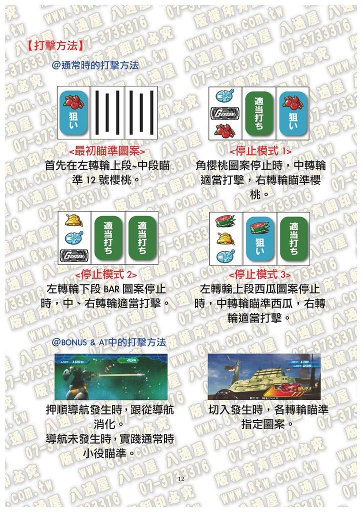 S0321機動戰士鋼彈 覺醒 中文版攻略_Page_13