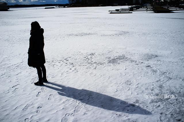 Larga es la sombra del invierno en Helsinki