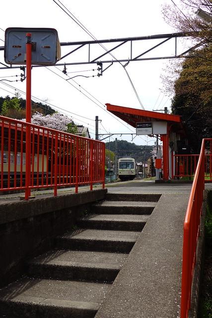 2016/04 叡山電車×NEW GAME! ラッピング車両 #82