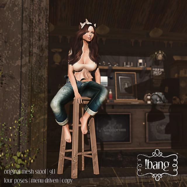 !bang - stool femme