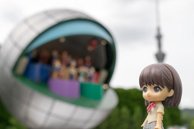 寧々さんと行く東武ワールドスクエアデート・日本編