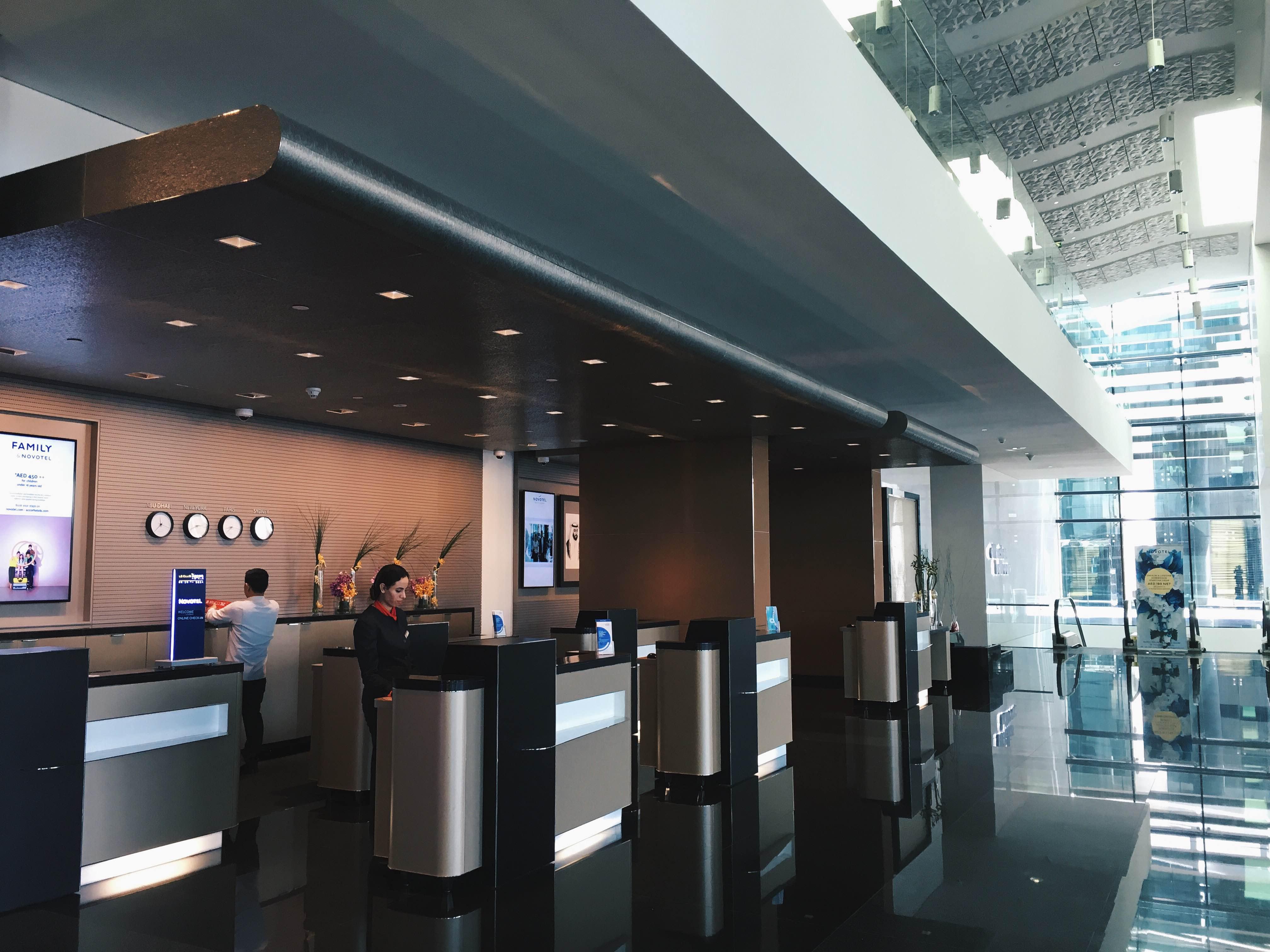 Hotel Novotel Abu Dhabi Al Bustan