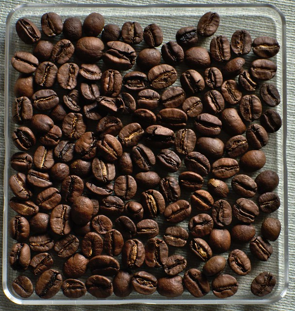 Die Kaffee Yellow Bourbon