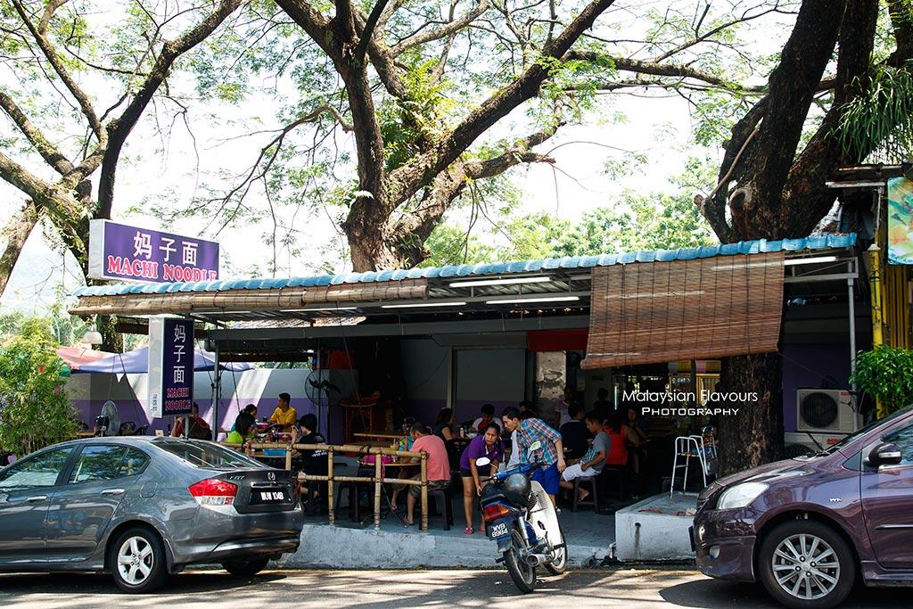 Machi Pork Noodle Taman Bukit Anggerik Cheras