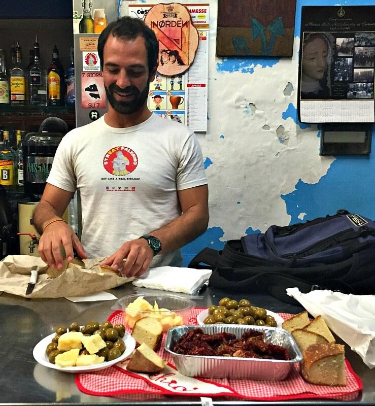 Sicilian Market Antipasto