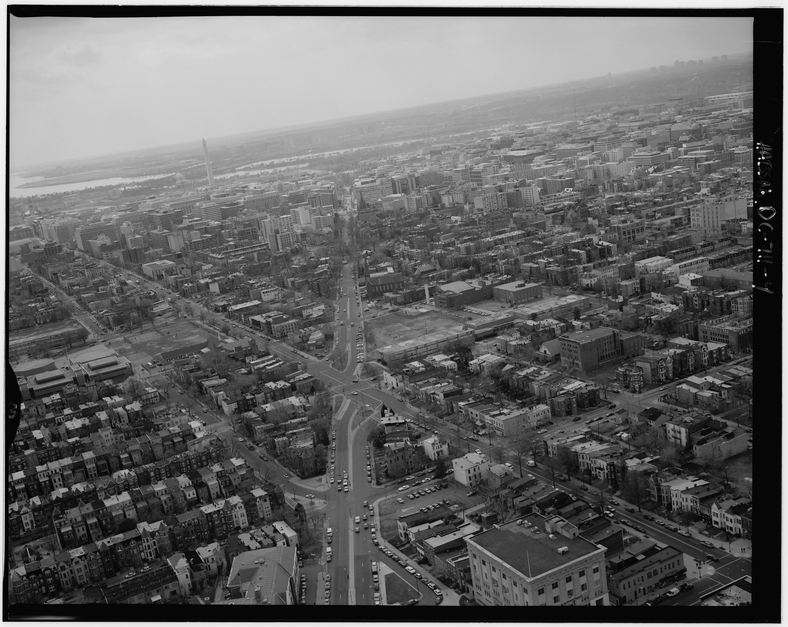 Aerial View Vermont and U