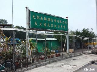 CircleG 遊記 元朗 南生圍 散步 生態遊 一天遊 香港 (11)