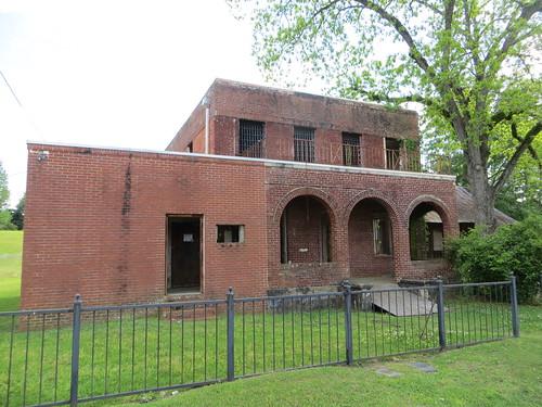 Old Coffee County Jail Elba AL
