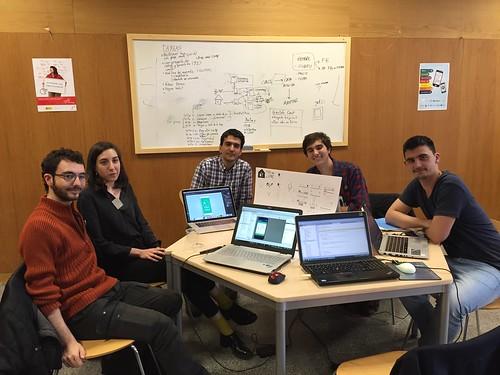 MYouth- Mobile App Camp- Hackaton social Cibervoluntarios