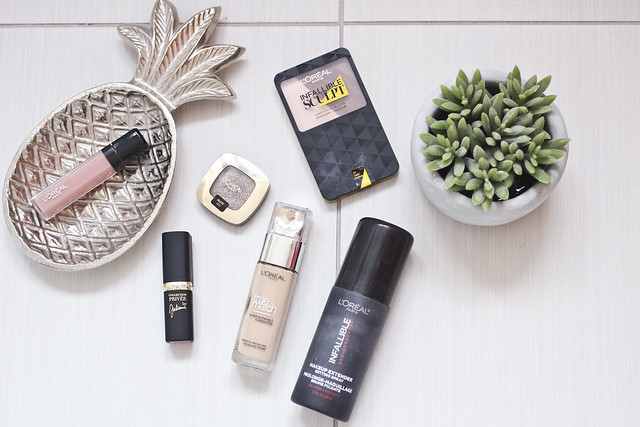top products from l'oreal