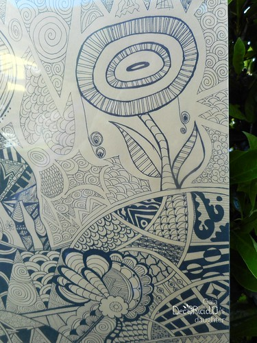 quadro zentangle 6