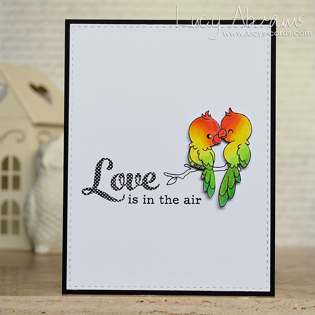 Love is in the Air 3 by Lucy Abrams