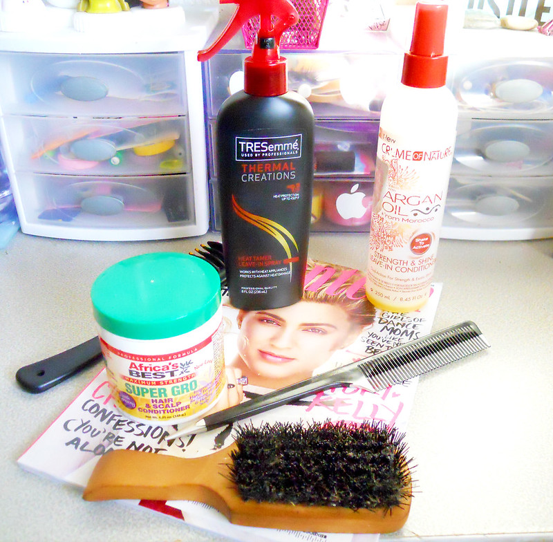 My 3 Holy Grail Hair Products