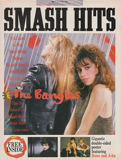 Smash Hits, April 9, 1986