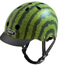 Melonhead-bike-helmet - jongorham - Flickr