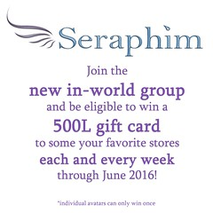 Seraphim New Group