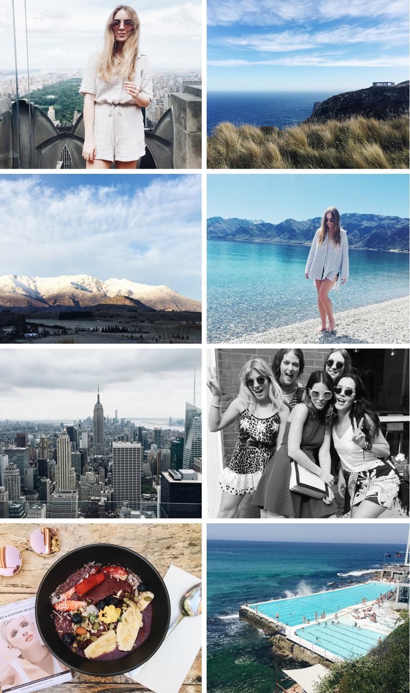 2015 Highs & Lows | Miu Miu Sunglasses, Michael Hill Jewellery Necklaces, New York with Impulse, Sydney with Converse | NZ Fashion Blogger