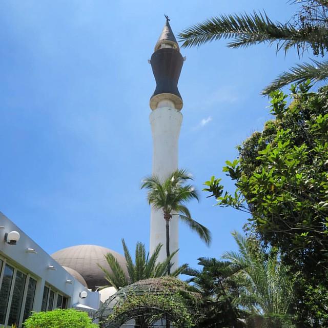 #Attyaboul #masdjid in #StPierre #LaReunion #gotoreunion #mosque #djumahmubarak #mosquee #illedelareunion #reunionisland #moschee #prayer