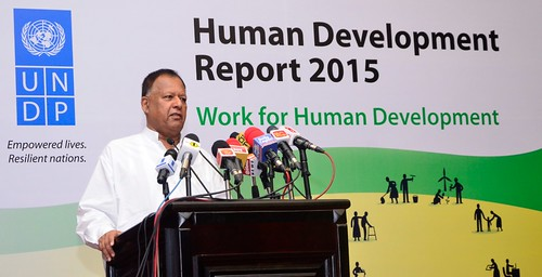 Human Development Report Launches