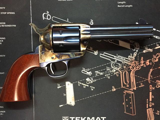 My new Uberti 1873 Cattleman SAA - Ruger Forum