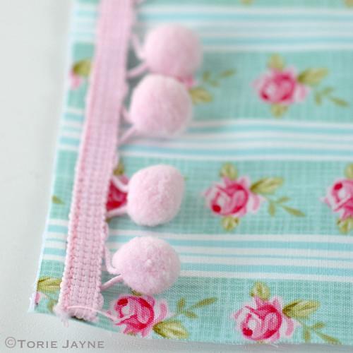 Pretty tote sewing tutorial 2