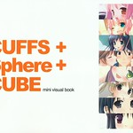 《同人志》CUFFS+Sphere+CUBE mini visual book