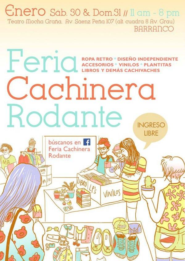 Feria Cachinera Edición Enero
