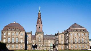 Image of Christiansborg Palace near Copenhagen. autumn denmark creativecommons københavn 2015 camera:make=canon geo:country=denmark exif:make=canon exif:lens=ef1740mmf4lusm exif:aperture=ƒ13 exif:model=canoneos6d camera:model=canoneos6d exif:focallength=35mm ccbysa40 exif:isospeed=200 geo:state=københavn geo:city=københavn geo:location=københavnk geo:lon=12577176666667 geo:lat=55675265