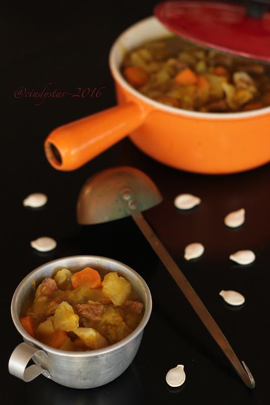soupe joumou